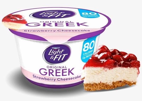 Sữa Chua Light &Amp; Fit - Light &Amp; Fit Greek