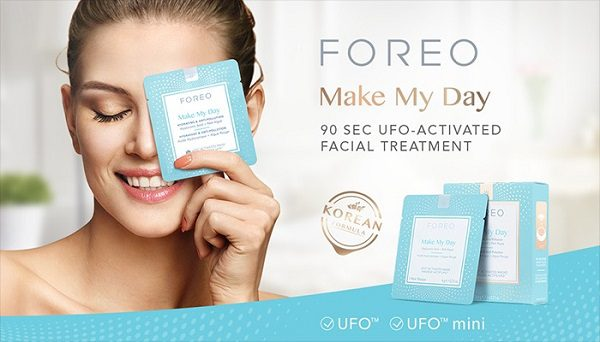 Mặt Nạ Foreo Make My Day Mask