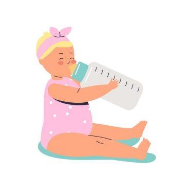Review sữa cho trẻ sơ sinh