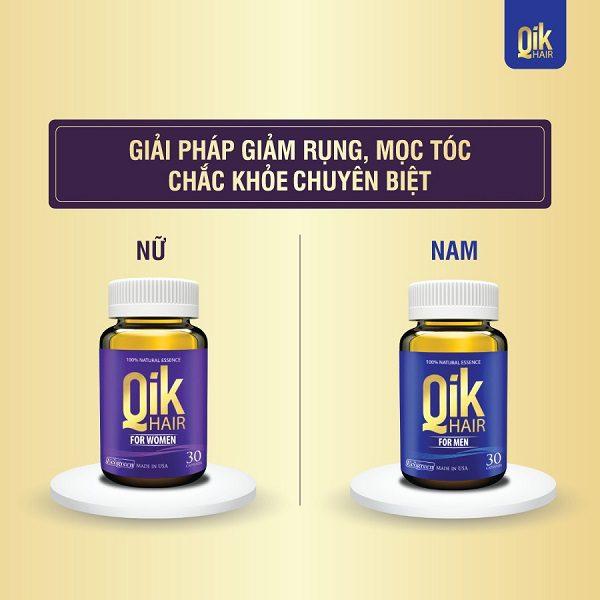 Thuốc Mọc Tóc Qik