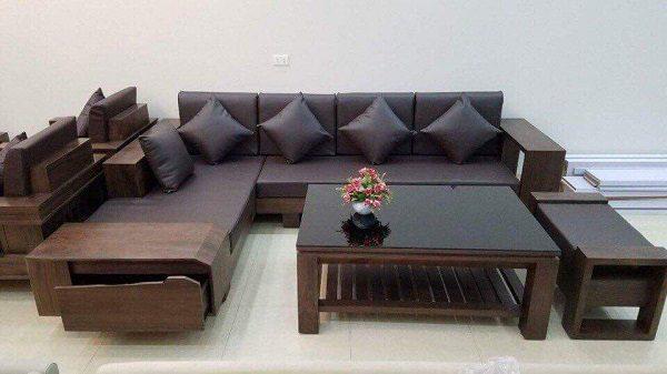 Bàn Ghế Gỗ Sofa Là Gì