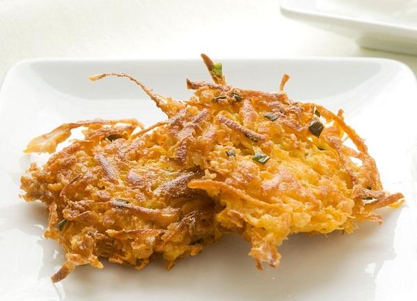 Bánh Khoai Lang Giảm Cân