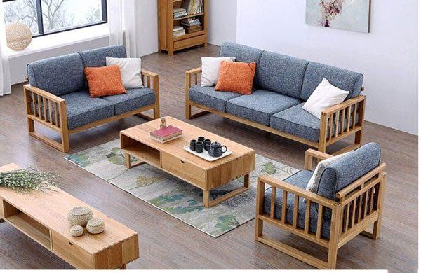 Các Loại Sofa Sofa Gỗ