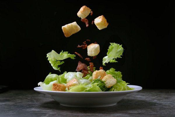 Giảm Cân Với Salad Ức Gà