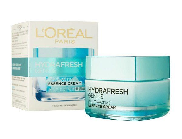 L'Oréal Hydrafresh Anti-Shine Icy Gel