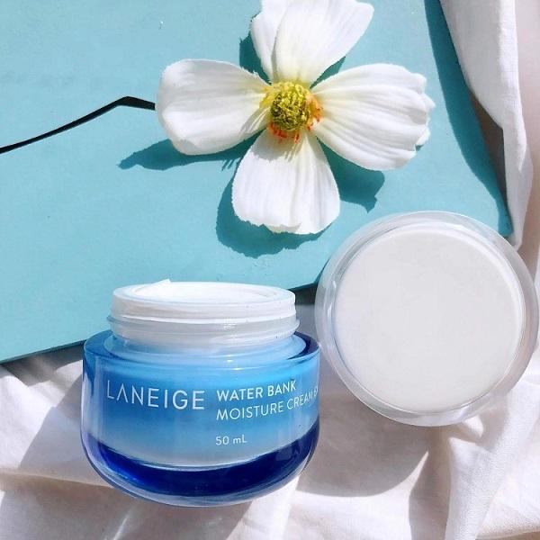 Kem Dưỡng Ẩm Laneige Water Bank Hydro Cream Ex