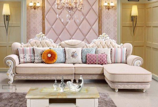 Sofa Nỉ Gia Khánh