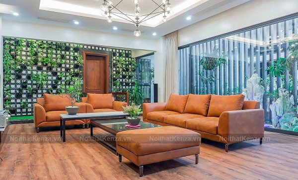 Sofa Nỉ Chất Lượng Tại Nội Thất Kenza