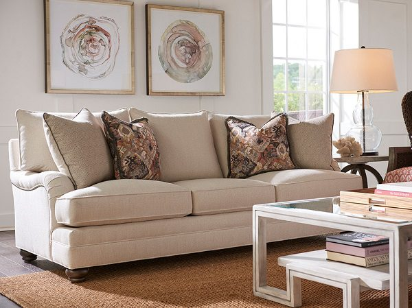 Sofa Nỉ Tạo Nên Không Gian Đẹp