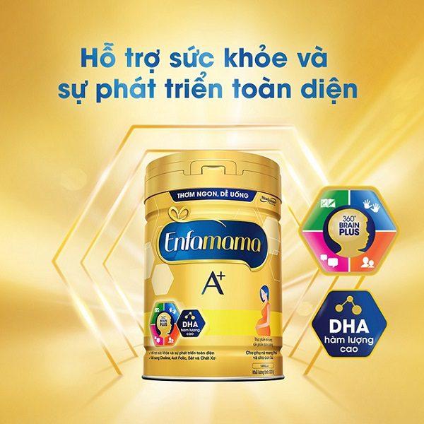 Sữa Bầu Enfamama A+