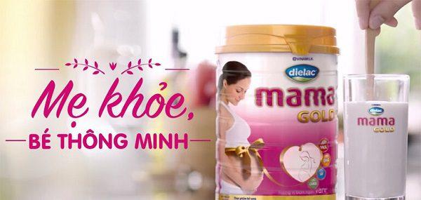 Sữa Bầu Vinamilk - Dielac Mama