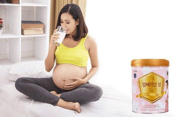 Sữa Bầu Xo Mom