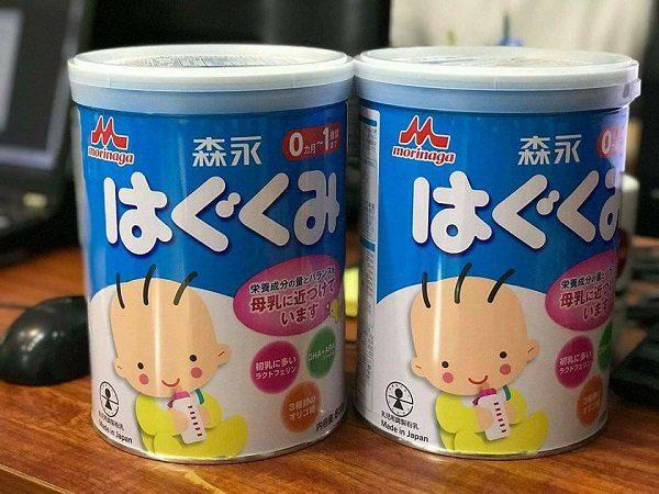 Sữa Cho Trẻ Sơ Sinh Tốt Nhất Morinaga Số 0