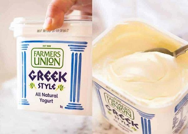 Sữa Chua Hy Lạp Farmers Union
