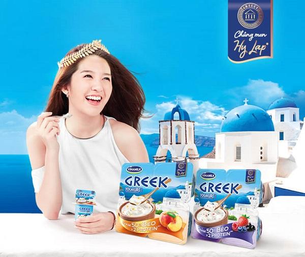 Sữa Chua Greek Yogurt