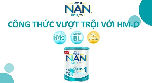 Sữa Dành Cho Trẻ Sơ Sinh Nan Optipro