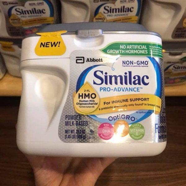 Sữa Dành Cho Trẻ Sơ Sinh Similac Advance