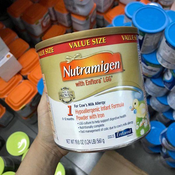 Sữa Tốt Cho Trẻ Sơ Sinh Sữa Enfamil Nutramigen With Enflora Lgg