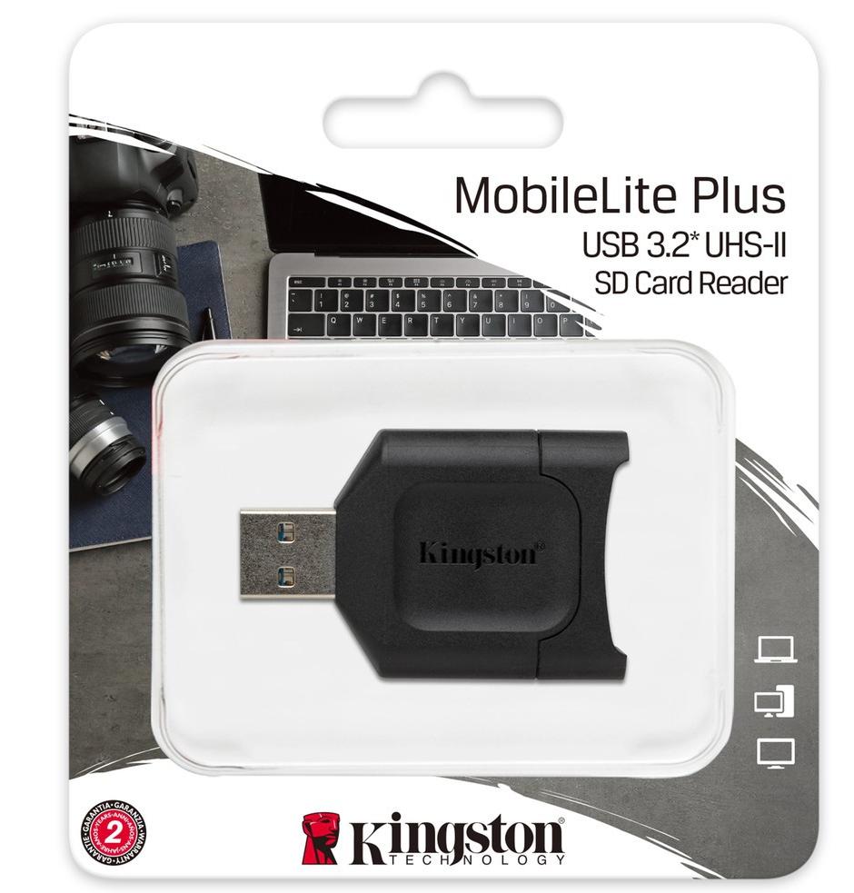 Đầu Đọc Thẻ Nhớ Kingston Mobilelite G4