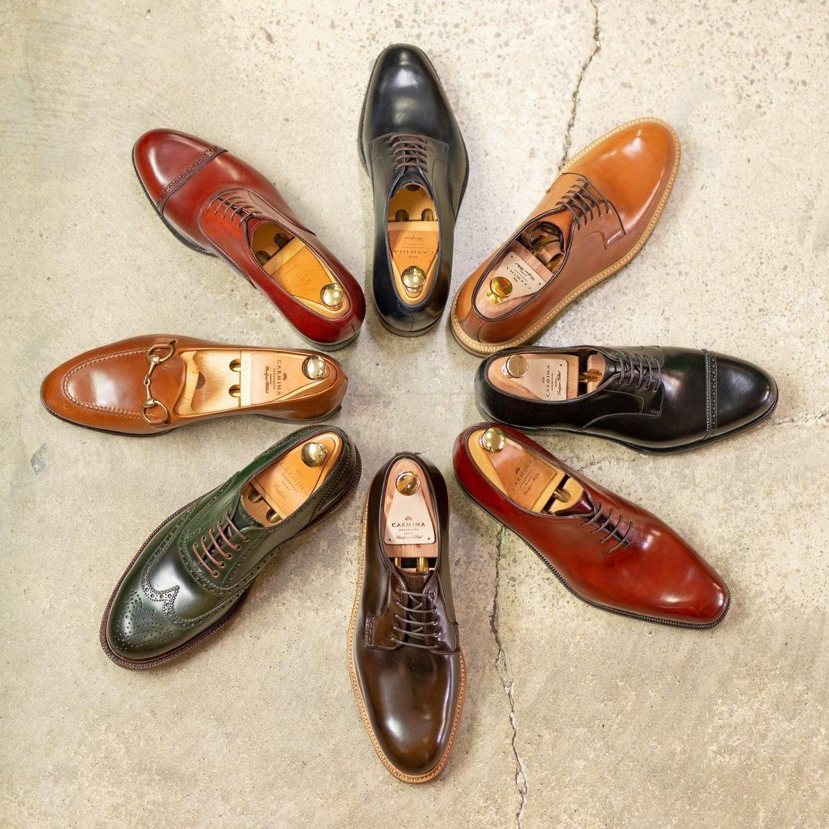 Giày Cao Cấp Sprezzatura