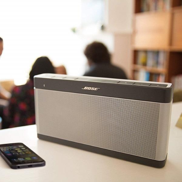 Loa Bose Soundlink Bluetooth Iii Chức Năng