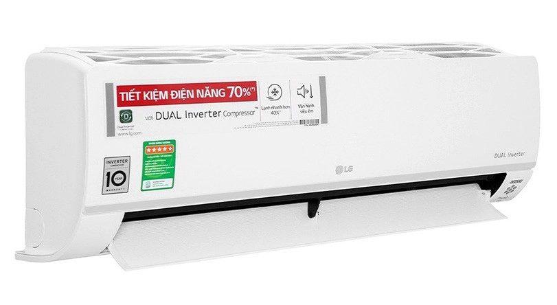 Máy Lạnh Tiết Kiệm Điện Lg Inverter 1 Hp V10Api1