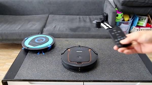 Robot Hút Bụi Lau Nhà Philips Đánh Giá