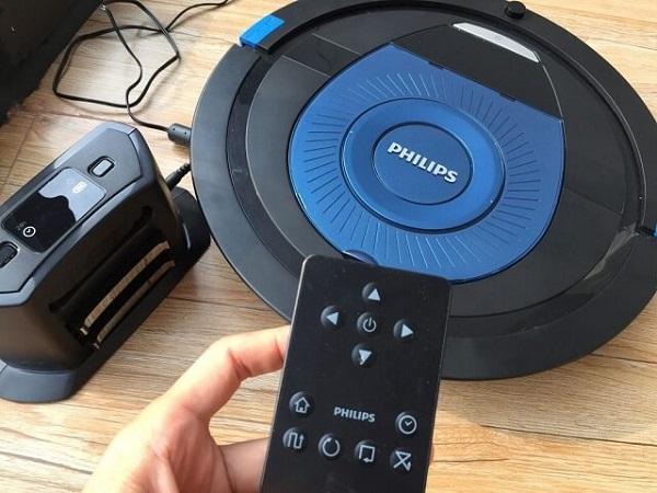 Robot Hút Bụi Lau Nhà Philips Thiết Kế