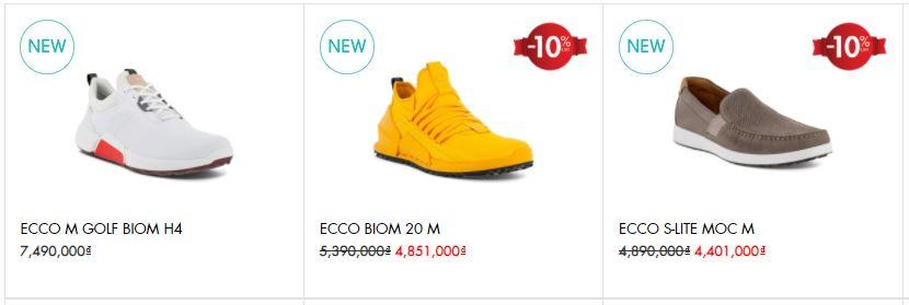 Shop Ecco Đánh Giá