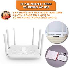 Bộ Phát Sóng Wifi Router Xiaomi Redmi Ac2100 - Bảo Hành 1 Tháng