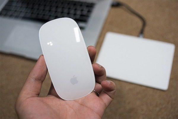 Chuột Apple Magic Mouse 2 Mla02Za/A Ưu Điểm