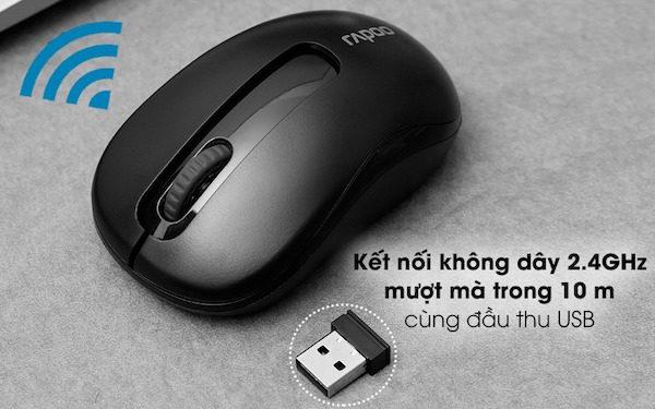 Ưu Điểm Chuột Bluetooth Không Dây Rapoo M10 Plus