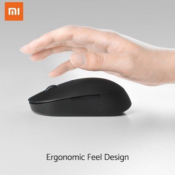 Chuột Máy Tính Không Dây Xiaomi Thiết Kế