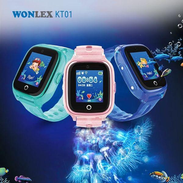 Đồng Hồ Định Vị Cao Cấp Cho Trẻ Em - Wonlex Kt01