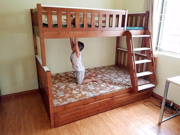 Giường Ngủ Giá Rẻ Giường Tầng