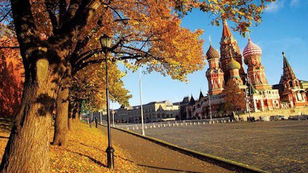 Mùa Thu Nước Nga 2