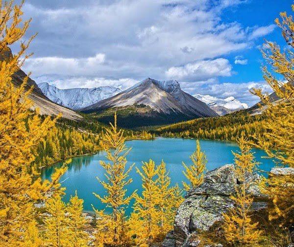 Hình Ảnh Mùa Thu Canada Đẹp 3