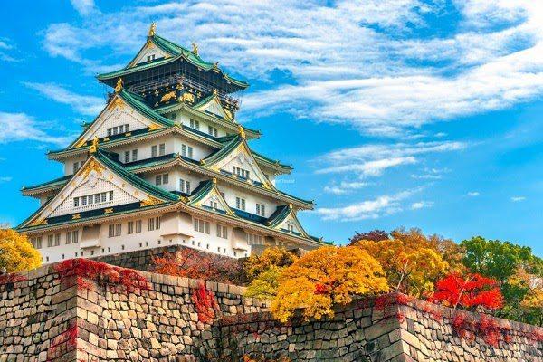 Hình Ảnh Mùa Thu Đẹp Nhật Bản 1