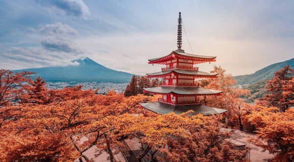 Hình Ảnh Mùa Thu Đẹp Nhật Bản 5