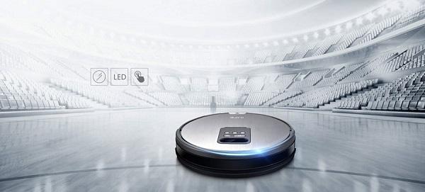 Robot Hút Bụi Lau Nhà Ilife X750 Thiết Kế