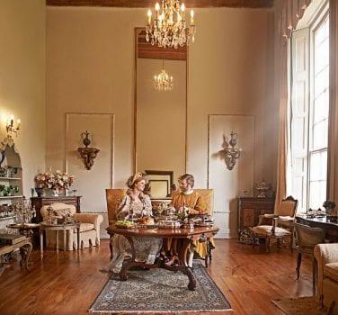 kiến trúc nội thất tân cổ điển