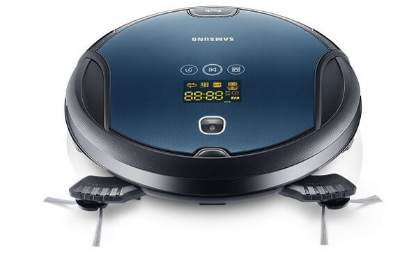 Robot Hút Bụi Lau Nhà Samsung Thiết Kế