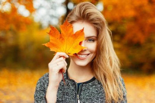 Mùa thu đẹp đến thế