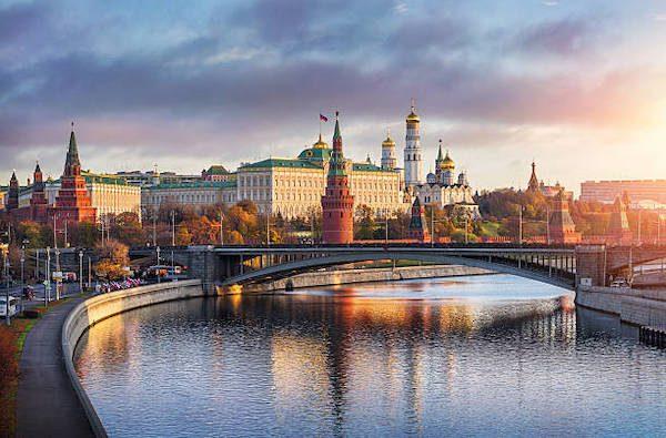 Mùa Thu Nước Nga