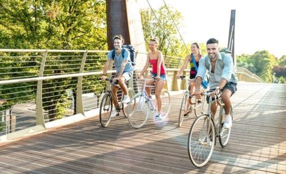 Review xe đạp thể thao