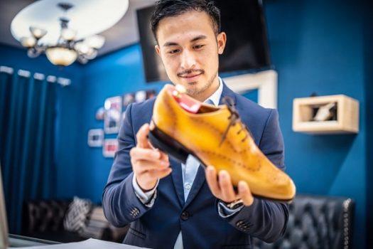 Shop giày nam hà nội review