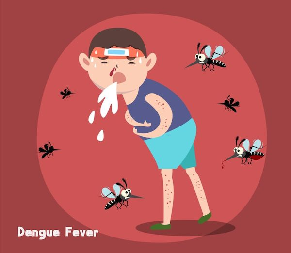 Sốt Xuất Huyết Dengue Mức Cảnh Báo