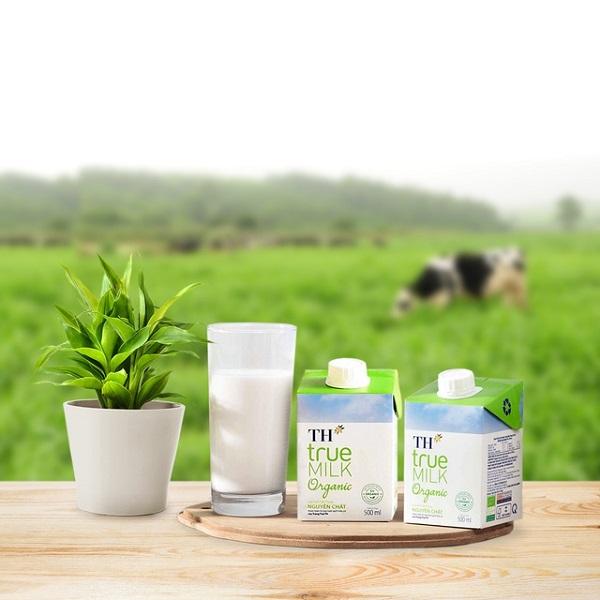 Sữa Tách Béo Th True Milk Tác Dụng