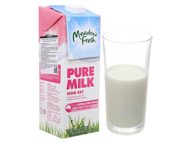 Sữa Tươi Tách Béo So Natural - Úc Giá Bán