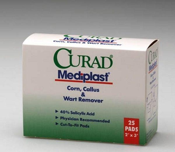 Thuốc Thoa Mụn Cóc Curad Mediplast